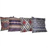 Marvelous Cushion-4 Assorted, Multicolor