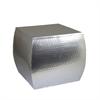 Benzara Dapper Iron Stool