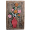 Benzara Attractive Wooded Wall Decor
