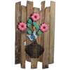 Attractive Wooden Wall Decor