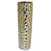 Benzara Spectacular Ceramic Vase In Golden Shade