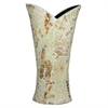 Benzara Mesmerizingly Styled Mother Of Pearl Encrusted Decor