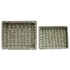Nautical 2 Piece Rectangle Trays - Mussel, Mussel