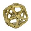 Benzara Ceramic Orb-Gold