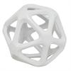 Benzara Ceramic Orb-White