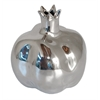 Benzara Hrt-17758 Ceramic Pomegranate Candle Holder