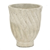 "Benzara 18892 9"" Cement Planter"