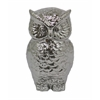 Glossy Ceramic Owl