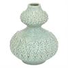 Benzara Gorgeous Ceramic Vase - Celedon