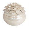 Enthralling Flower Ceramic Box