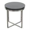 Benzara Magnificent Metal Wood Table