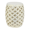 Benzara Outstanding Ceramic Stool