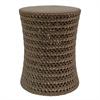Benzara Attractive Ceramic Garden Stool