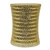 Benzara 48793 Amazing Ceramic Garden Stool