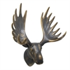 Benzara Marvellous Moose Head Wall Decoration