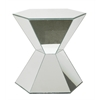 Benzara Fascinating Styled Wood End Table