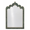 Benzara Wonderful Wood Frame Mirror