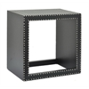 "Benzara 23.75"" Accent Table, Black"
