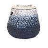 Classy Cascade Woven Water Hyacinth Basket