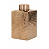 Beautiful Tabora Large Canister, Copper