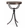 Enticing Empire Gallery Tri-Footed Table