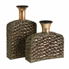 Amazing Liana Reptilian Angular Bottles - Set of 2