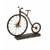 Wonderfully Crafted Big Wheel Bicycle Statuary