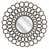 Gorgeously Styled Ring Mirror, Natural