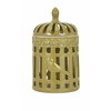 Chic Vista Large Canister, Olive green