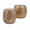 Durable Somerset Stools, Golden, Set Of 2