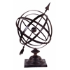 Classic and Timeless Armillary, Antique brown