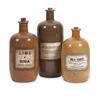 Easton Decorative Medicine Bottles - Set of 3