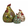 Canvon Chickens - Set of 3