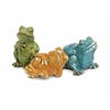 Creative Styled Garza Casual Frogs - Set of 3