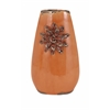 Timeless Mindy Flower Tall Vase