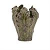 Burton Tall Vase, Olive Green