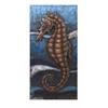 Mesmerizing Seahorse Dimensional Wall Decor