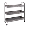 Homestead Galvanized Shelf, Galvanized Gray