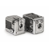 Vintage Camera Boxes - Set of 2