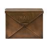 Exclusive Tauba Copper Finish Mail Box