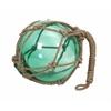 Elegant Green Buoyant Glass Float
