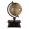 Smartly Styled Globe with Storage