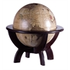 Uniquely Styled Globe on Stand