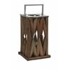 Elegant Santiago Wooden Lantern ? Large