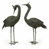Metal Coastal Birds - Set of 2