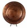 Timelessly Beautiful Copper-Plated Charger with Stand, Copper