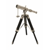 Unmissable Voyager Tabletop Telescope, Black, Silver
