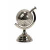 Customary Styled Celio Aluminum Globe
