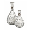 Gabrielle Glass Bottles - Set of 2
