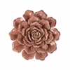 Exclusively Designed Isabella Medium Ceramic Wall Decor Rose